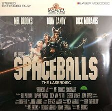 """SPACEBALLS 12"""" Laserdisc LD Extended Play Edition Rare New And Sealed"""