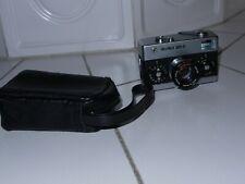 Rollei 35 S Chrome Tasche mit Handschlaufe Batterie  (N5194)