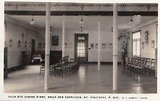 Salle d'exercice Villa Ste Jeanne d'Arc ST-HYACINTHE Quebec 1920-40s Hebert RPPC