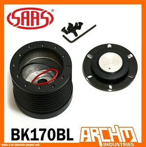 SAAS Steering Wheel Boss Kit Hub Adapter for DAIHATSU CHARADE 1994-ON BK170BL