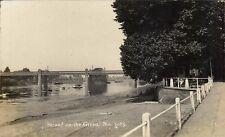 Strand on the Green near Chiswick # 3085 by C.Degen.