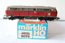 Digital Märklin HO/AC 3075 Diesel Locomotive BR 216 025-7 DB (do/03-35s9/2)