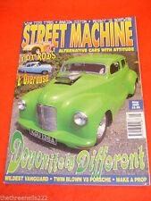 May Street Machine Transportation Monthly Magazines