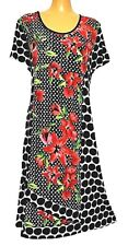 Plus Sz XL / 24 TS Taking Shape Island Fever Dress Soft Stretch