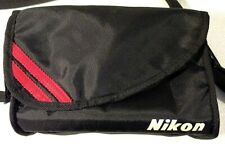 Retro Vintage Genuine Nikon Camera Bag with Shoulder Strap