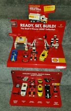 Lego Shell V-Power Ferrari Stand Collection