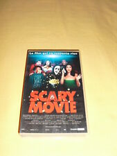 SCARY MOVIE VHS