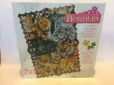 """Borders The Mother's Pride 750 puzzle by Roseart Size 18 15/16"""" x 26 3/4"""" New"""