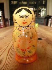 De Colección Clásico Juego De Muñeca Rusa Anidación Rusas Matryoshka Pintado A Mano