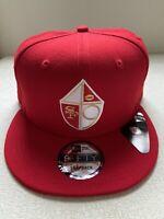 San Francisco 49ers New Era 9Fifty 950 Historic Retro Legacy Hat Snapback NEW