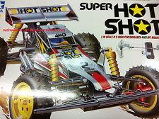 Tamiya 58517 1/10 Super Hotshot 2012 w/Esc EP 4wd RC Car