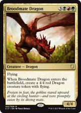 Broodmate Dragon (Zwillingsbrut-Drache) Commander 2017 Magic