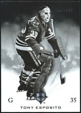 2011/12 UD Upper Deck Ultimate Collection TONY ESPOSITO Card #12....#310/399