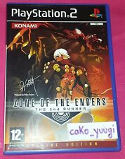 ZONE OF THE ENDERS THE 2ND RUNNER PLAYSTATION 2   PS2   COMME NEUF
