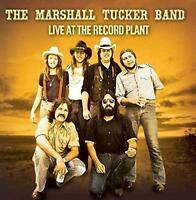 THE MARSHALL TUCKER BAND – LIVE AT THE RECORD PLANT (NEW/SEALED) CD