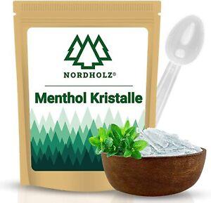 Mentholkristalle für Sauna - Menthol Kristalle - Sauna Zubehör - Saunaaufguss