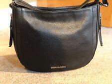 Michael Kors Bedford Hobo Shoulder Bag.Black leather. Immaculate condition.