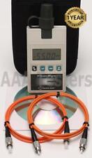 Fluke Microtest FiberEye Multimode Fiber Power Meter