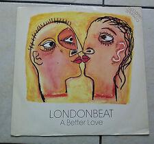 Londonbea – A Better Love -  Anxious Records ZT 44152 - 1990 -