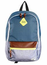 NEW + TAG BILLABONG 'ATOM' MENS BOYS BACKPACK SCHOOL GYM BAG 20 LITRE STEEL