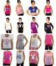 Womens Playboy Tops T-shirts Vests Dresses Ladies UK Size 6 8 10 12 14 16 18 New