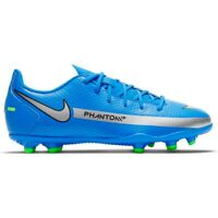 Scarpe da calcio Nike Phantom Gt Club FG / MG Jr blu CK8479 400