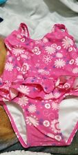 Lovely girls multi fashion swimming costume age 18-24 mths