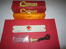 Wrangler YJ 1987 - 1995 Side Marker Lamp Kit 2 lamps 2 bulbs 2 sockets