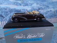 1/43  Minichamps MERCEDES BENZ 300 S CABRIOLET 1951-1955