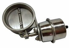 """Loudvalves. 3"""" boost activated exhaust cutout, dump, boosted cars only"""