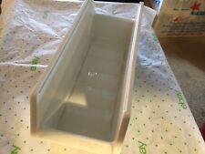 Plastic utility refrigerator freezer holder container