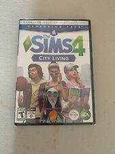 NEW The Sims 4: City Living Expansion Pack PC - Factory Sealed!