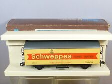 "LIMA O GAUGE MODEL No.6710     ""SCHWEPPES TONIC WATER"" FERRY VAN   VN MIB"