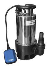 Garten-Bewässerungs-Pumpen mit Automatikfunktion-Angebotspaket Schmutzwasser