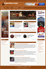 BASKETBALL GUIDE - Professionally Designed Affiliate Website - Free Installation