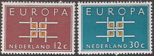 Netherlands 1960 Europa Stylized Links Unity Mnh (Sc# 386-386)