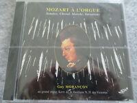 Mozart a l'orgue Orgelwerke - Guy Morancon - CD Neu & OVP New & Sealed