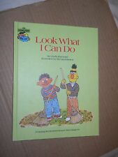 The Sesame Street Book Club: Look What Can I Do by Linda Hayward, Richard Brown