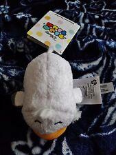 "Disney Store Tsum Tsum Scuttle Little Mermaid 3.5"" Mini Plush Usa Version Nwts"