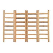 Spielzeug 4 Stk. Mini Treppenleiter Dekoration DIY Handarbeit Holz Puppenhaus