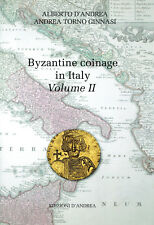 New Release Byzantine coinage in Italy V. Ii D'Andrea - Torno Ginnasi