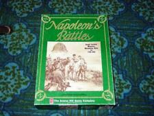 Avalon Hill AH : Napoleon's Battles - Grand Tactical Miniature Game (UNPUNCHED)