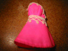 Dawn Doll, Music Box Dress, Dark Pink with White Lace Different Version