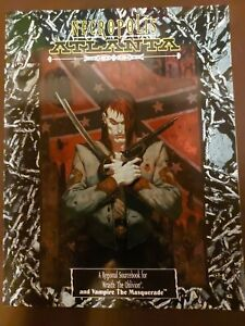 Necropolis Atlanta | Regional Spourcebook for Wraith: The Oblivion | English