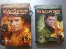 New listing MacGyver Tv Series. Dvd. Seasons 1 and Season 3.