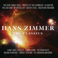 HANS ZIMMER (COMPOSER) HANS ZIMMER: THE CLASSICS NEW VINYL