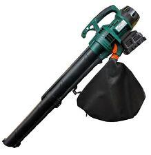 Souffleur/aspirateur à Feuilles avec Broyeur de feuillage Crossfer 20v