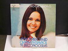 ANNE MARIE DAVID Canta en espanol Te reconoceras EUROVISION 73 EPC1465 Espagne