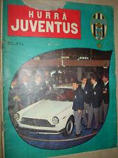 Vive Boy' Juventus Année 1°Numéro N°11 1963 Rare Juve