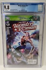 WONDER WOMAN 611 CGC 9.8 ALEX GARNER VARIANT DC COMICS 2011!